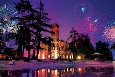 Capodanno Castello di Lajone da sogno Foto