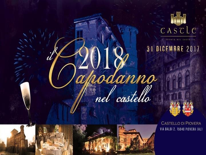 Capodanno Castello di Piovera Foto